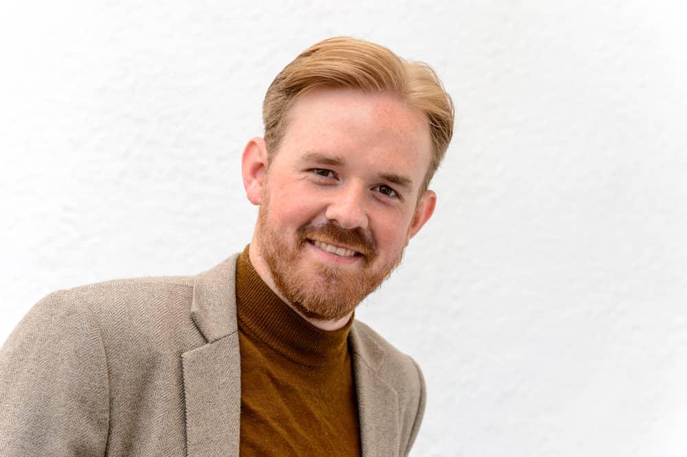 Pastor Christian Arildsen