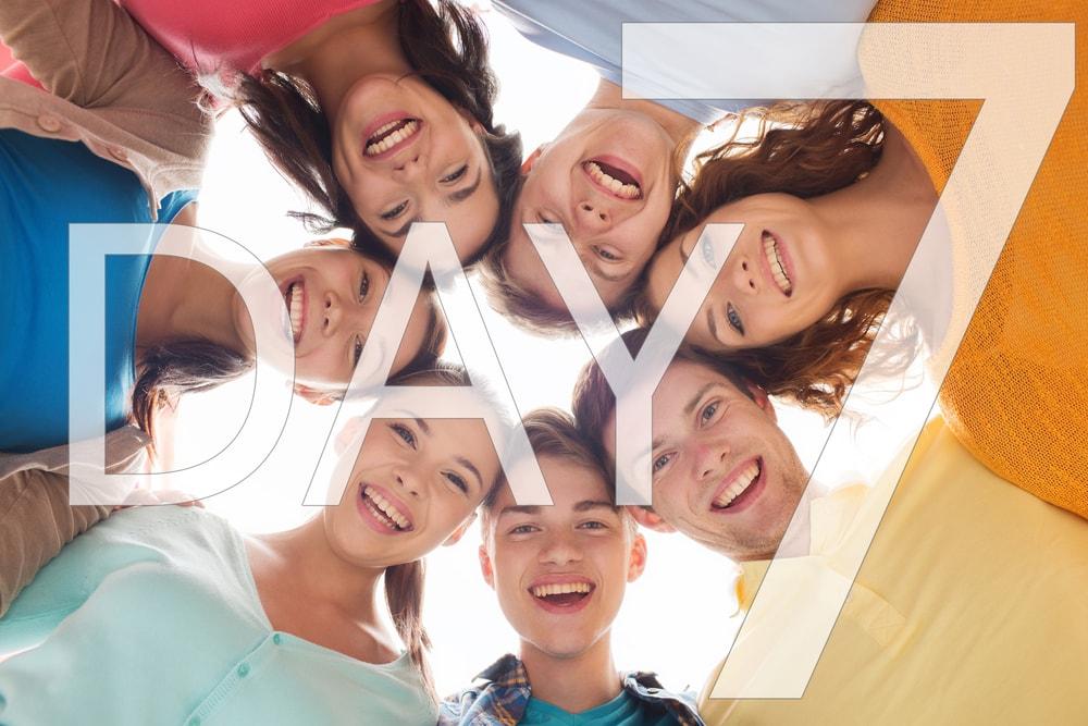 DAY7 - Tenåringsgruppe Adventistkirken i Moss